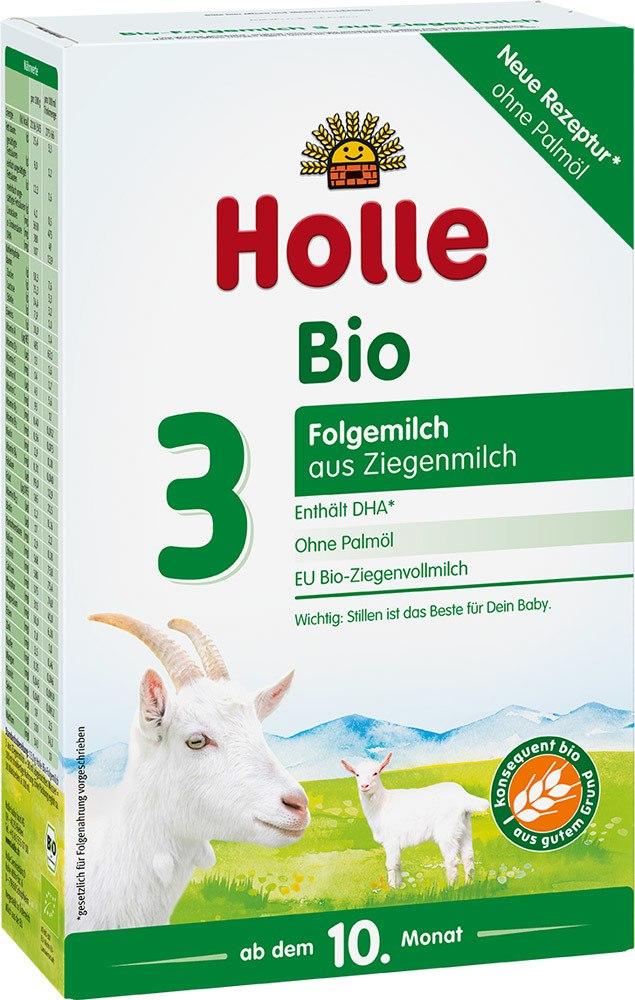 德国Holle泓乐有机羊奶粉3段 10个月以上 400g