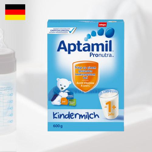 德国爱他美儿童成长奶粉 1+段 1-2岁 600g